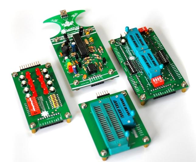 الحقيبة التعليمية khanjar programing kit  (7)